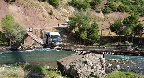 Tunceli Ovacık'ta terör nedeniyle boşaltılan köyler yeniden şenleniyor!
