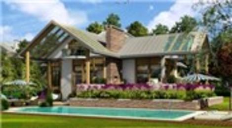 Valle Lacus Büyükçekmece'de villalar 1 milyon 300 bin dolara!