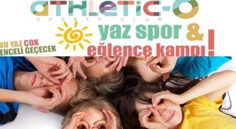 Dumankaya Athletic-O Yaz Okulu ile çocuklar yaz boyu eğlenecek!