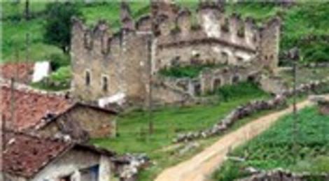 Gümüşhane Santa Harabeleri restore edilip turizme kazandırılacak!