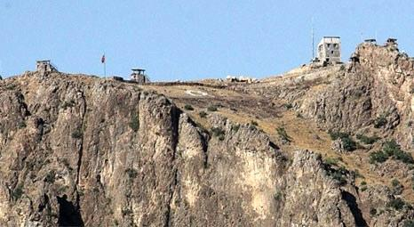 Hakkari Çukurca sınırına kurşun geçirmez kuleler inşa ediliyor!