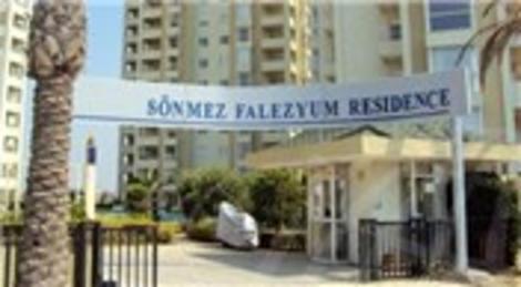 Antalya Sönmez Falezyum Residence'ta icradan satılık iki daire!