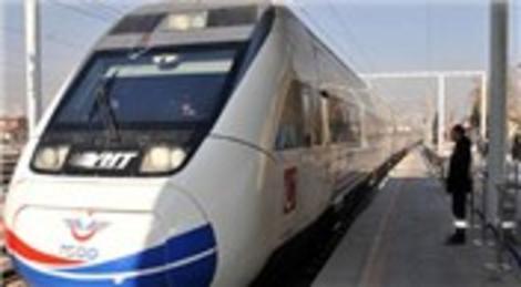 Binali Yıldırım: Yüksek Hızlı Tren hattı ile İstanbul İzmir arası 4 saate inecek!