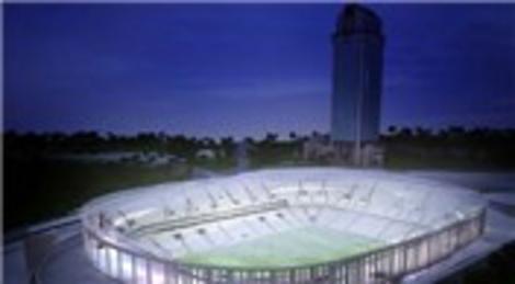 İnönü Stadı'nın yeni ismi Vodafone Arena olacak!