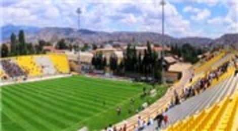 Alsancak Stadı'nda yenileme çalışmaları yapılıyor!