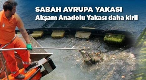 İstanbul'da Avrupa Yakası sabahları, Anadolu Yakası akşamları daha kirli oluyor!