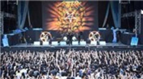 İnönü Stadyumu, Iron Maiden konseriyle veda etti!