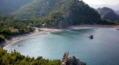 Çıralı sahilinin kiralanması işlemi, mahkeme tarafından iptal edildi!