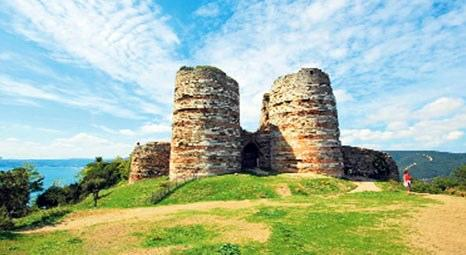 Türkiye'deki 7 Ceneviz kalesi Unesco Dünya Mirası geçici listesine girdi!