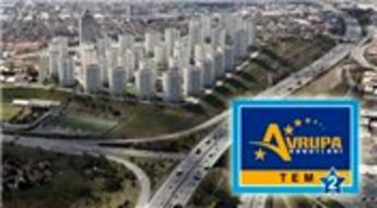 Avrupa Konutları Tem 2 projesinde satışlar 2013 sonunda başlıyor!