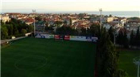 Galatasaray, Florya Metin Oktay Tesisleri'nde villa inşaatına başlıyor!