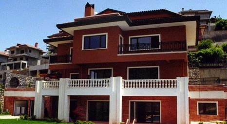 Beykoz Acarkent Sitesi'nde icradan satılık villa! 2 milyon 700 bin TL'ye!