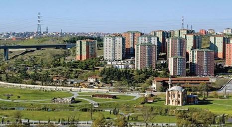 İstanbul Büyükşehir Belediyesi Kağıthane'de arsa satıyor!