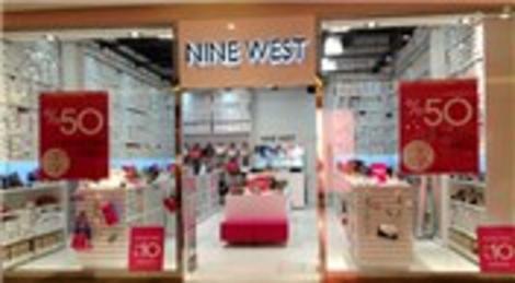 Nine West'in ilk outlet mağazası Kadıköy Optimum'da açıldı!