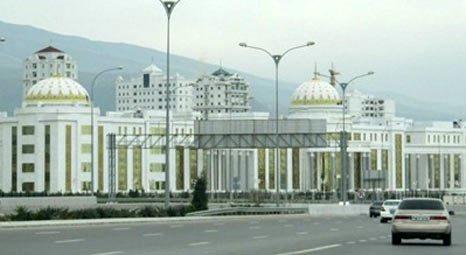 Türkmenistan'da inşaat ile birçok sektöre kapı aralandı!