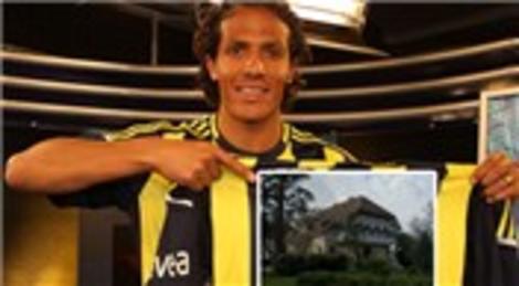 Fenerbahçeli Bruno Alves Beykoz Konakları'nda 15 bin dolara villa kiraladı!