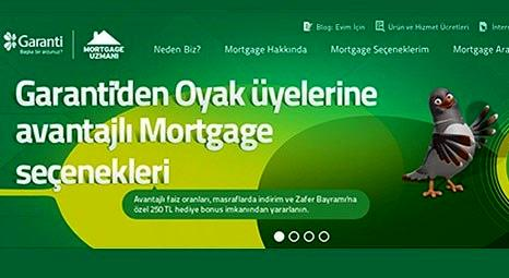 Garanti Bankası'ndan Oyak üyelerine özel Zafer Bayramı mortgage fırsatı!