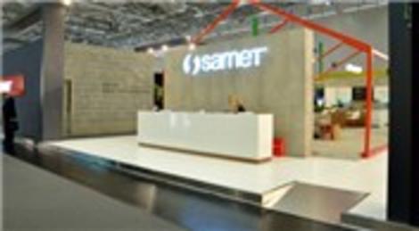 Defne Koz'un SAMET Mobilya için tasarladığı Interzum görücüye çıktı!
