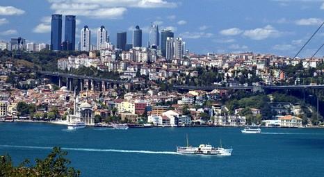 İstanbul'un en yaşanabilir 3 bölgesi belli oldu!