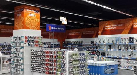 Teknosa Uşak Festiva Outlet'te Extra konseptli mağaza açtı!
