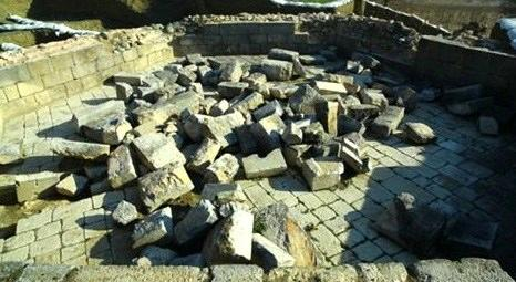 Tokat'taki Komana Antik Kenti'nde 11'inci yüzyıla ait mezarlar bulundu!