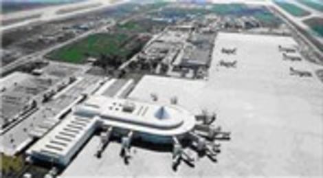 DHMİ, Antalya Havalimanı'nda bulunan araziyi 5 yıllığına kiraya verecek!