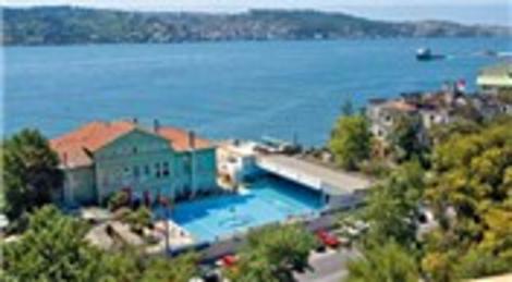 Hatice Sultan ve Fehime Sultan Yalıları otel oluyor!