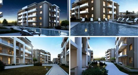 Ulupark Evleri Ulukent'te fiyatlar 178 bin TL'den başlıyor!