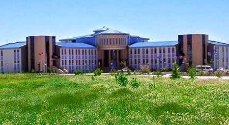 Yüzüncü Yıl Üniversitesi Mühendislik Mimarlık Fakültesi'nin temeli atıldı!