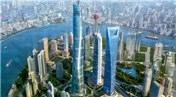 Çin'de 632 metrelik Şangay Tower'ın inşaatı tamamlandı!