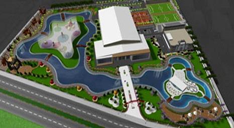 Antalya Kepez Belediyesi 8 bin 500 metrekare alan üzerinde yeni park inşa ediyor!