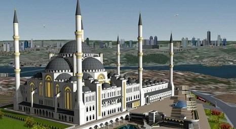 Çamlıca Camisi'nin temeli bugün Erdoğan Bayraktar tarafından atılacak!