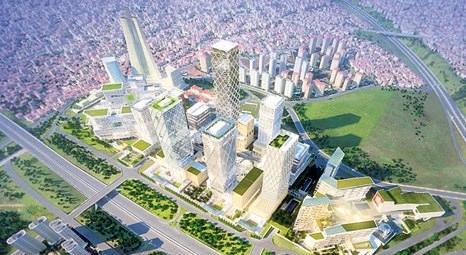 Halk GYO İstanbul Finans Merkezi'ndeki yeni binasını Proje Yönetim'e emanet etti!