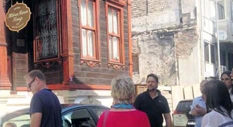 Russell Crowe, yeni filminin Edirne'deki çekimlerini Mihran Hanım Konağı'nda yapacak!