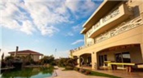 Büyükçekmece Günışığı Konakları'nda 3 milyon TL'ye icradan satılık villa!