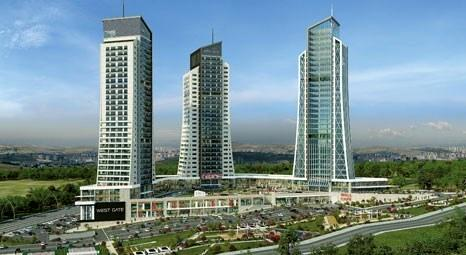 West Gate Rezidans Ankara fiyat listesi!