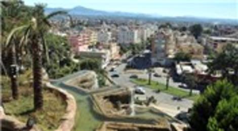 Antalya Manavgat'ta 4 milyon 720 bin 100 TL'ye satılık 4 arsa!