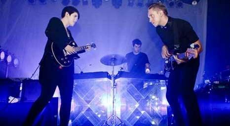 The XX, Türkiye'deki ilk konserini Parkorman'da verdi!
