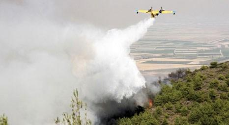 Hatay'da 2 bin hektar alan yandı!