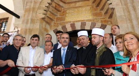 Bursa Büyükşehir Belediyesi Kosova Sinan Paşa Camisi'ni restore ettirdi!