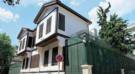 Atatürk'ün Selanik'te doğduğu evin restorasyonu tamamlandı!