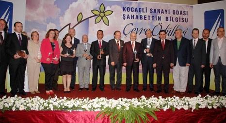 Erdoğan Bayraktar Bosch Rexroth'a çevre ödülü verdi!