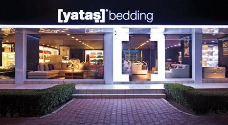 Yataş Çin'de 5 yılda 275 Yataş Bedding mağazası açılacak!