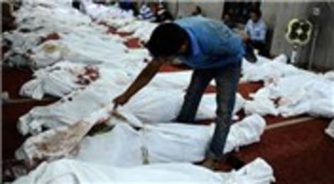 Mısır Sağlık Bakanlığı'na göre ölü sayısı 525!