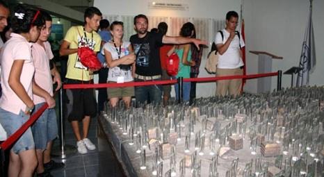 Adapazarı'ndaki deprem müzesine ziyaretçi akını yaşanıyor!