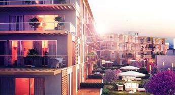 Q Bahçe Erguvan İnşaat'ta 193 bin TL'den başlayan fiyatlarla!