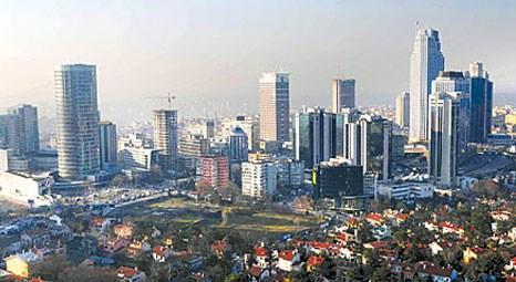 REIDIN'e göre 2013 ikinci çeyrekte İstanbul ofis kiraları artış gösterdi!