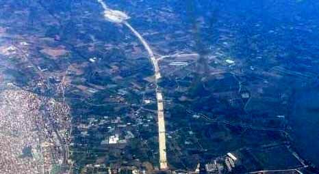 İstanbul-İzmir Otoyolu Projesi'nin inşaatı tam gaz ilerliyor!