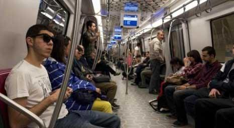 Kadıköy-Kartal metrosu bir yılda 41 milyon yolcu taşıdı!