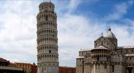 Pisa Kulesi 2.5 santimetre düzeldi!